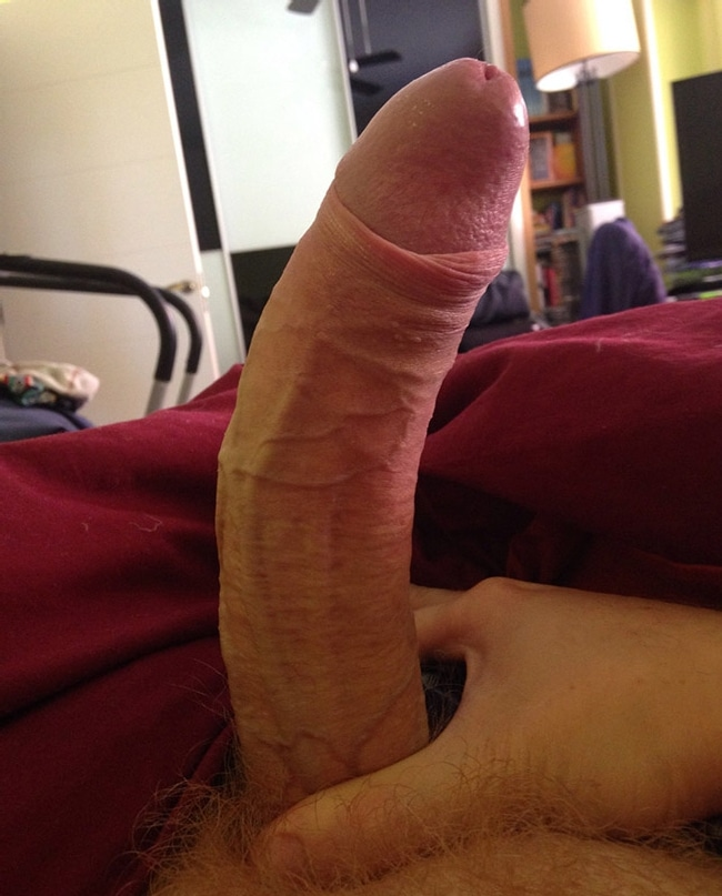 Big Hard Uncut Penis