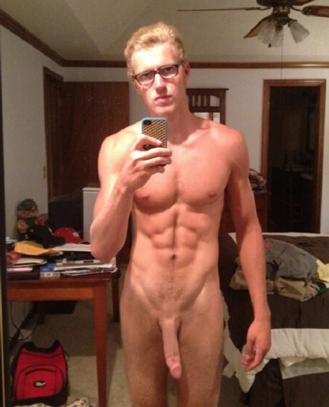 Glasses And Big Cock