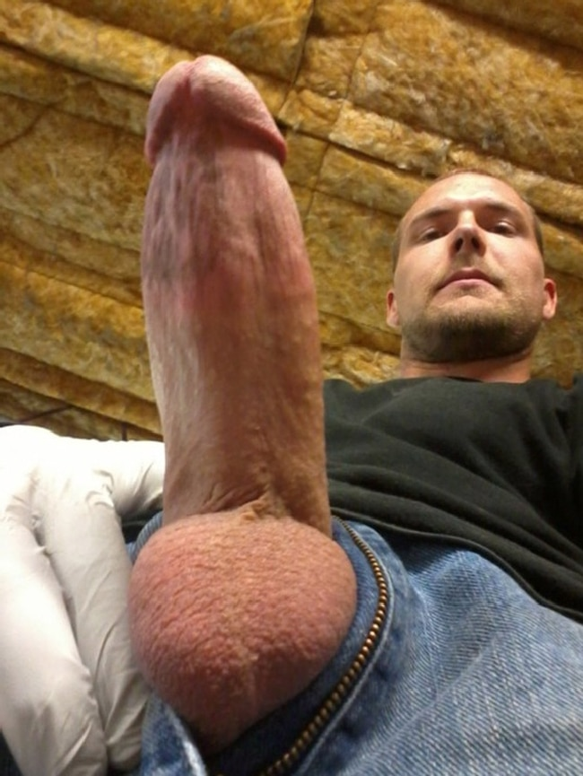 gay gets long cock pushed balls deep down his throat with hot load of jizz
