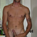 Very Sexy Stud Holding His Hard Dick