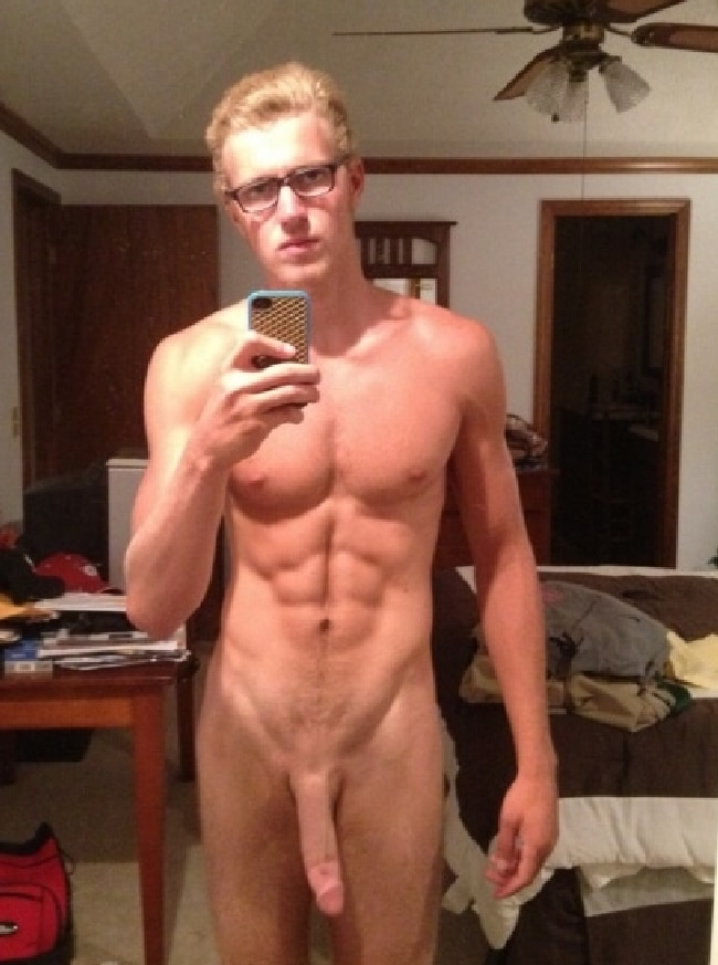Muscle Boy Big Dick