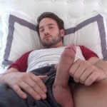 Webcam Gay Showing His Thick Penis