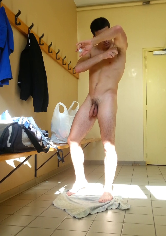 Locker Room Cock